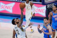 NBA: Indiana Pacers at Oklahoma City Thunder