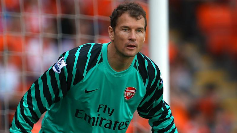 Jens Lehmann joins Arsenal training after confirming coaching role with Gunners