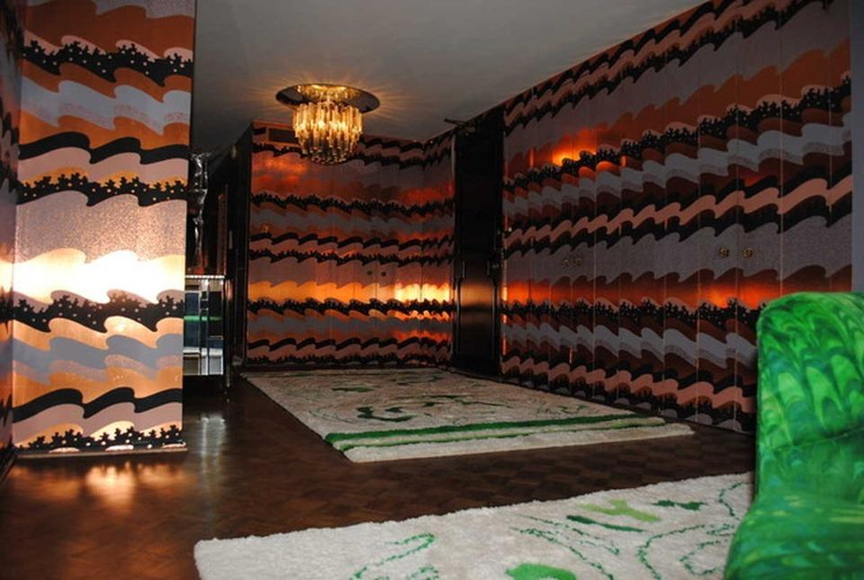 Groovy Apartment Stuck in the 1970s Hits the Market for $158K