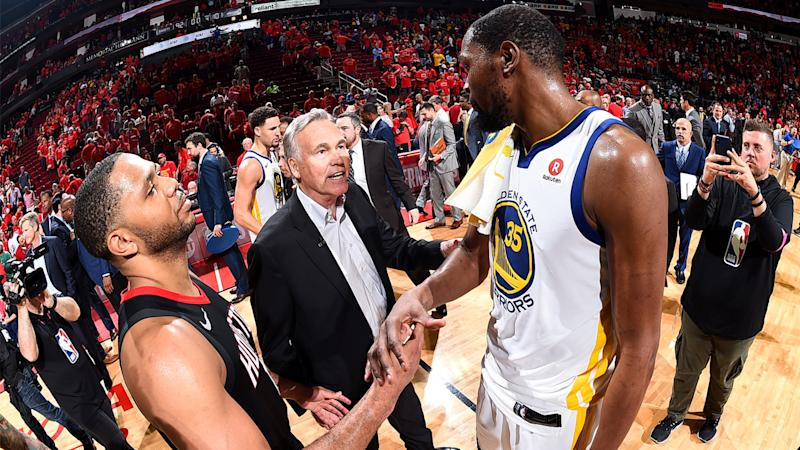 Rockets almost beating Warriors in 2018 amazing feat, Steve Nash says