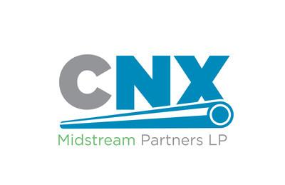 CNX Midstream Partners LP logo (PRNewsfoto/CNX Resources Corporation,CNX...)