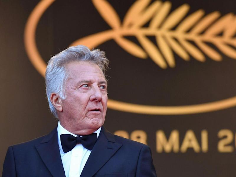 Dustin Hoffman, now 80, has been accused of of groping a 17-year-old intern back in 1985. Source: Getty