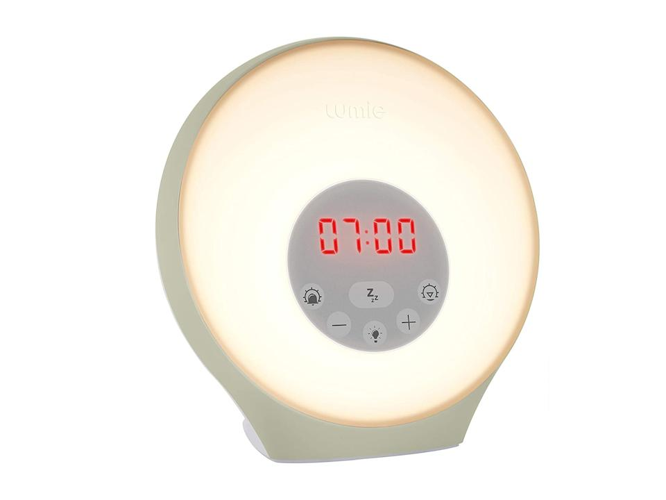 This alarm clock will wake you up without the foghorn bleepingAmazon