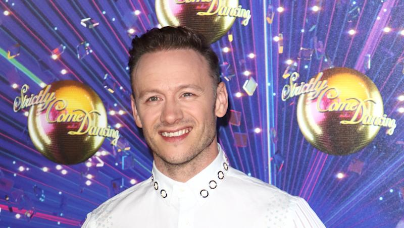 Kevin Clifton has given up drinking with the help of a life coach (Credit: Getty Images)