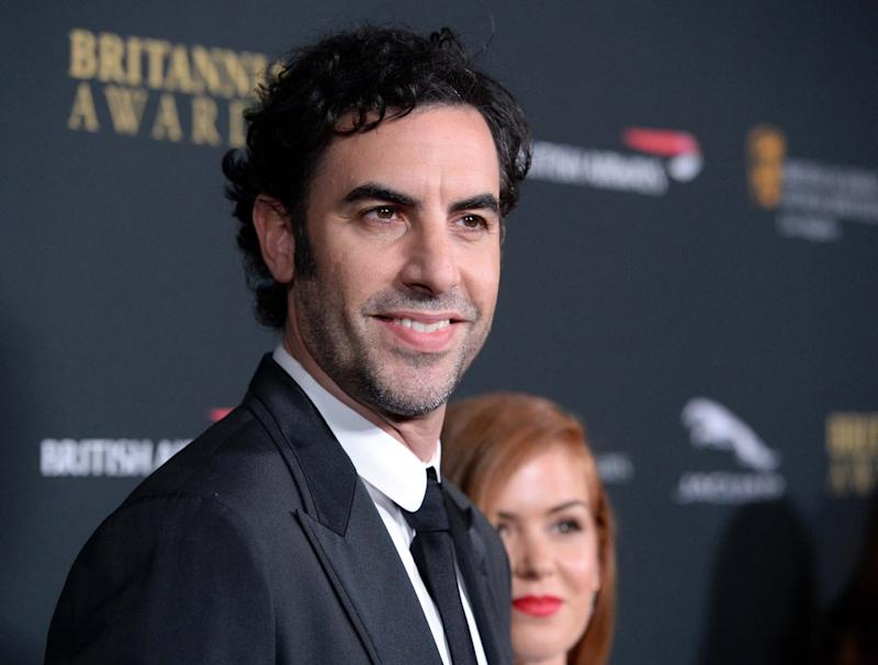 Sacha Baron Cohen: Getty Images