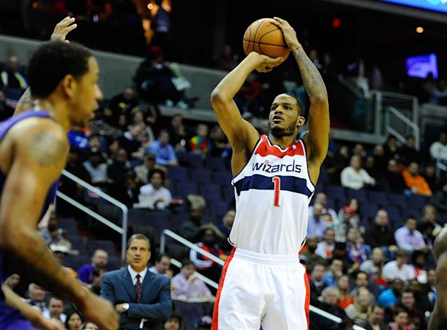 Wizards to meet with Trevor Ariza in hopes of re-signing him