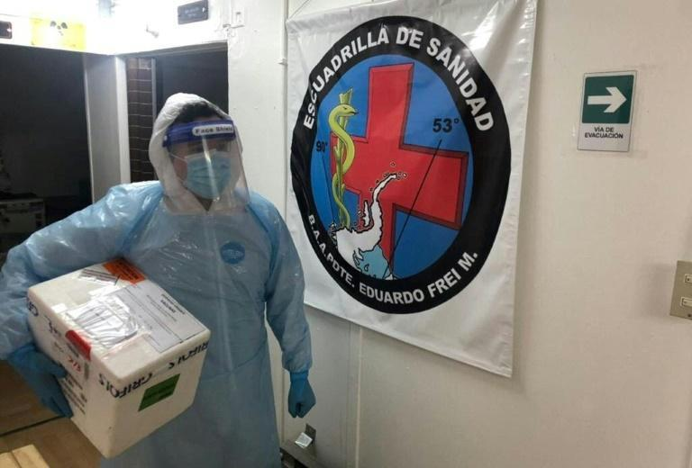 Antarctica was one of the last places on Earth to be affected by the virus, but on December 21, an outbreak was reported at a Chilean army base, with 36 people infected