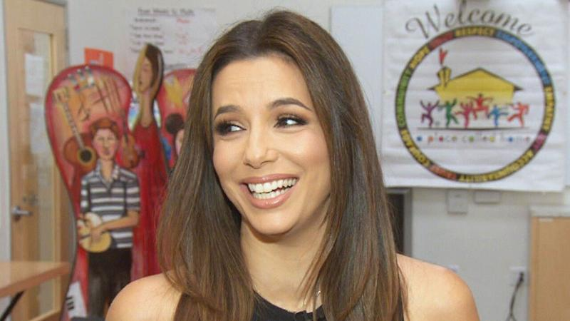 Eva Longoria Talks Learning by Example and Empowering Young Women in New Mentorship Program (Exclusive)