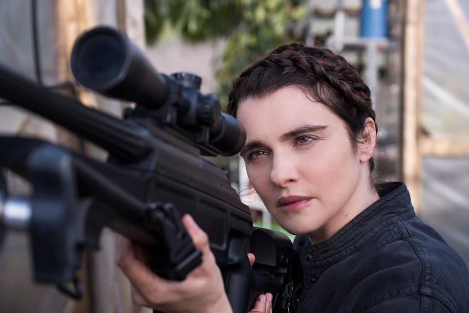 Weisz's character is 'complex, competent and loveable' (AP)