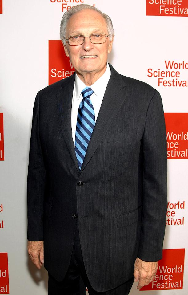 """Actor Alan Alda (""""M.A.S.H."""") turns 76 on January 28."""