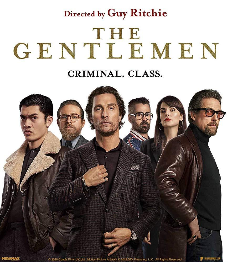"I cannot tell you how much I enjoy Guy Richie's style of movies. With a hell of a cast, 'The Gentlemen' is about an American expat who tries to sell off his highly profitable marijuana empire in London, which triggers plots, schemes, bribery and blackmail in an attempt to steal his domain out from under him. Great plot, great acting, great style, must watch. Check it out on <a href=""https://tv.apple.com/us/movie/the-gentlemen/umc.cmc.2ve60m4mljxeqsf05crvohm9e"" rel=""nofollow noopener"" target=""_blank"" data-ylk=""slk:Apple TV+"" class=""link rapid-noclick-resp"">Apple TV+</a> <br>"