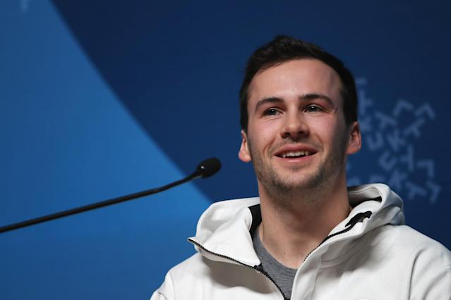 Troy Murphy is currently 12th in the Moguls World Cup standings. (Getty)