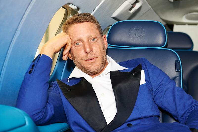 Lapo Elkann (Photo by Guido De Bortoli/Getty Images)