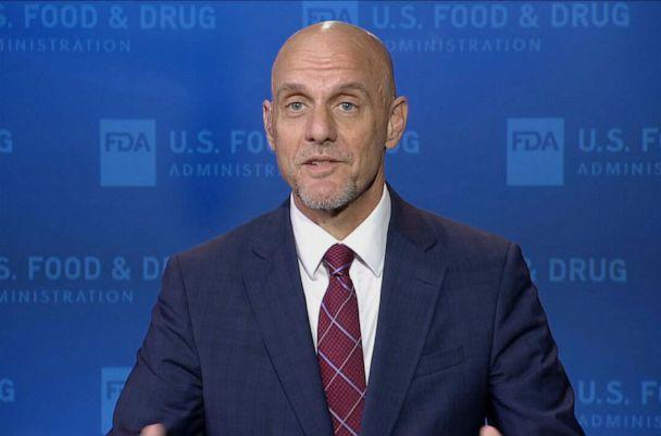 PHOTO: FDA commissioner Dr. Stephen Hahn appears on 'Good Morning America,' July 2, 2020. (ABC News)