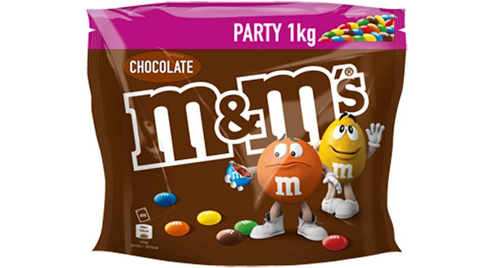 M&M's Chocolate Party Bulk Bag