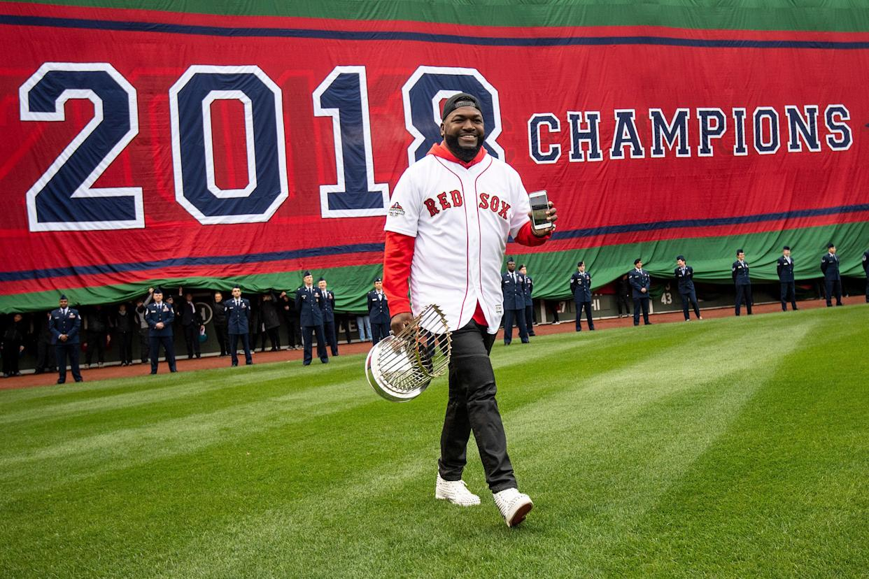 Former Boston Red Sox designated hitter David Ortiz is in stable condition after being shot in the Dominican Republic.