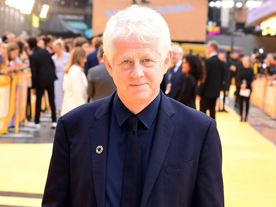 Richard Curtis features in a new documentary about climate change  (PA)