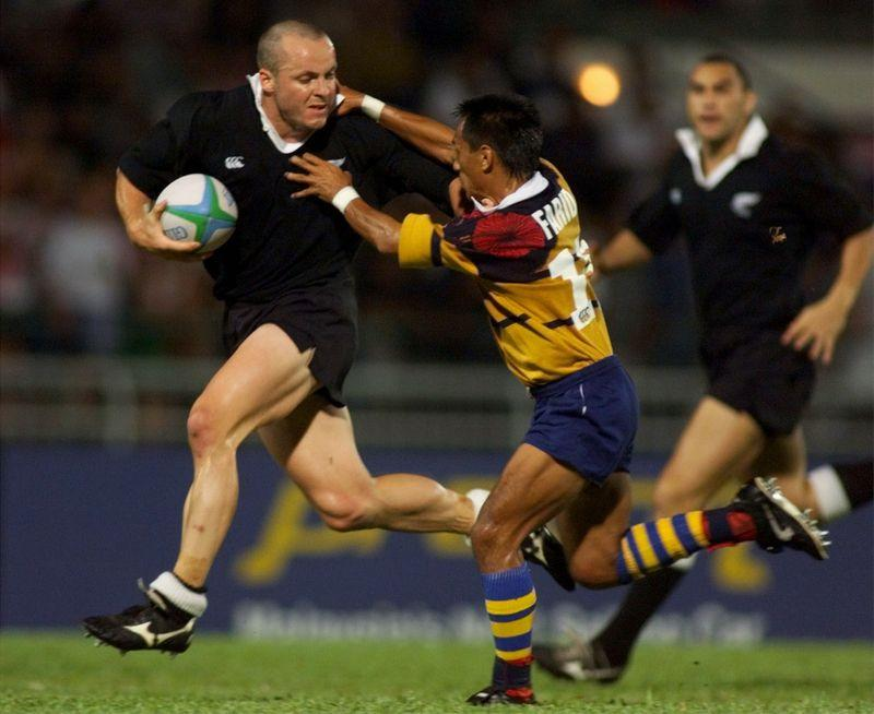 NZ competition defensive lines like rugby league - Chiefs' Randle