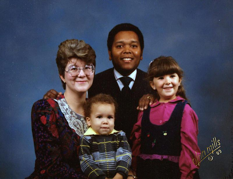 Growing up white passing (Courtesy of Dr. Sarah E. Gaither)