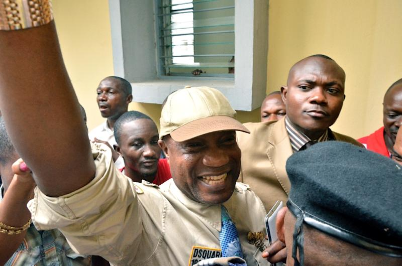 Koffi Olomide, seen here in 2012, did not attend his trial in France earlier this year