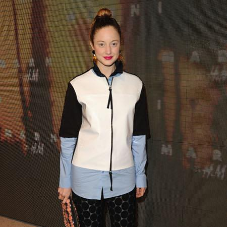 Andrea Riseborough: I'm odd-looking