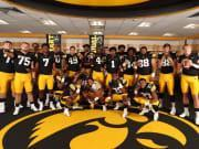 Iowa remains hot on the recruiting trail