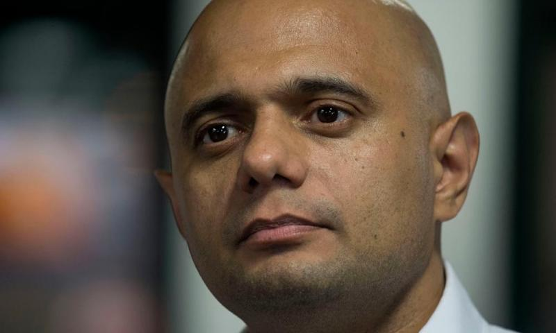 Sajid Javid wants an investigation into drug use among professionals