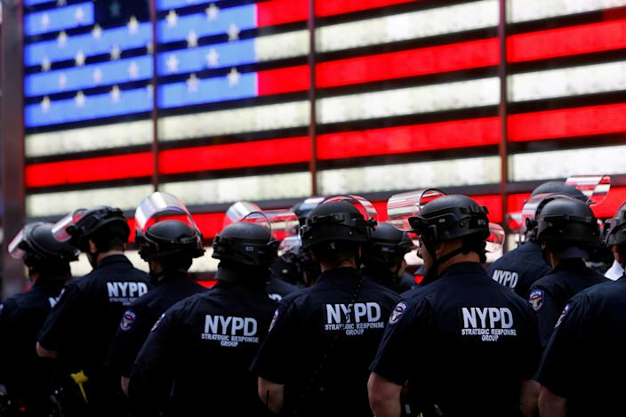 There's been an uptick in shootings in New York City this summer.