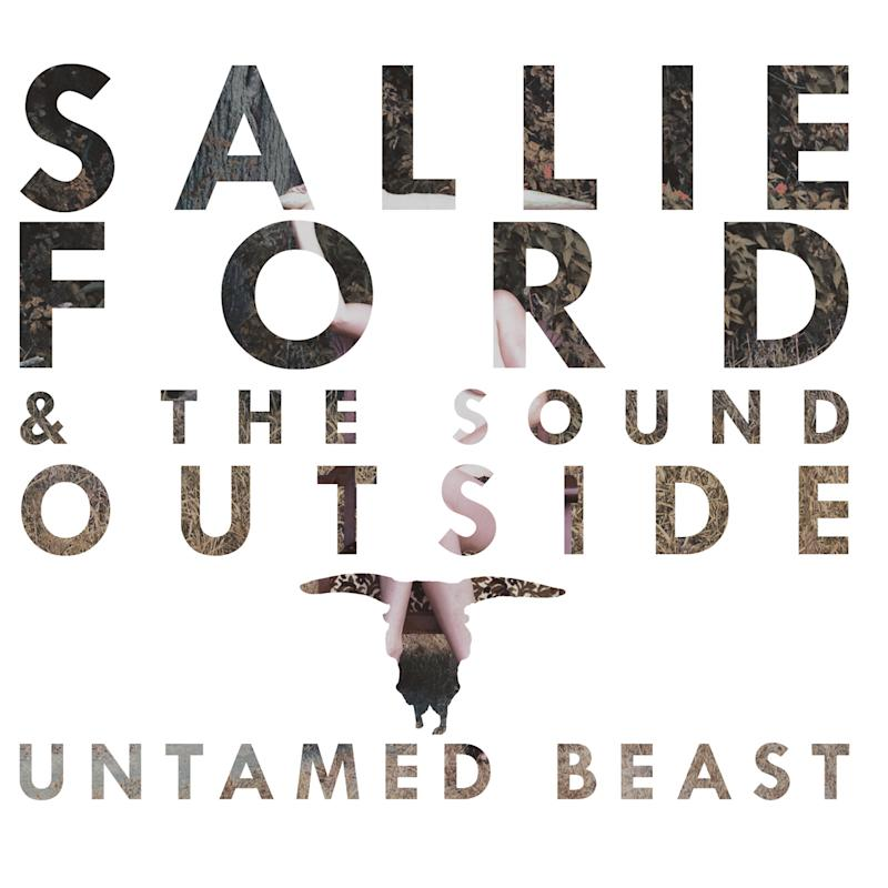 """This CD cover image released by Partisan Records shows """"Untamed Beast,"""" by Sallie Ford & The Sound Outside. (AP Photo/Partisan Records)"""