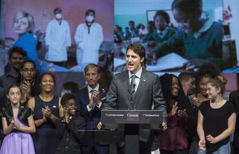 Global concern grows over Canada's funding of fight against AIDS, TB, malaria