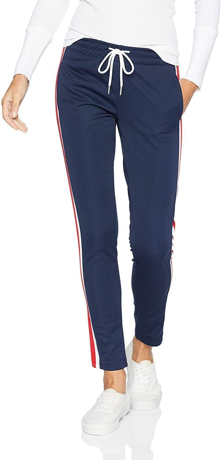 <p>Style these <span>Southpole Track Pants</span> ($15-$23) with sneakers and long-sleeve.</p>