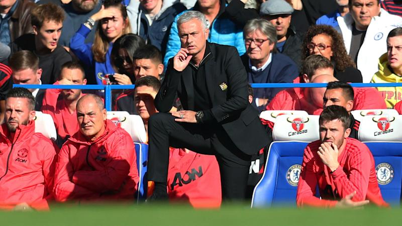 Chelsea draw an 'awful&apos result for excellent United says Mourinho