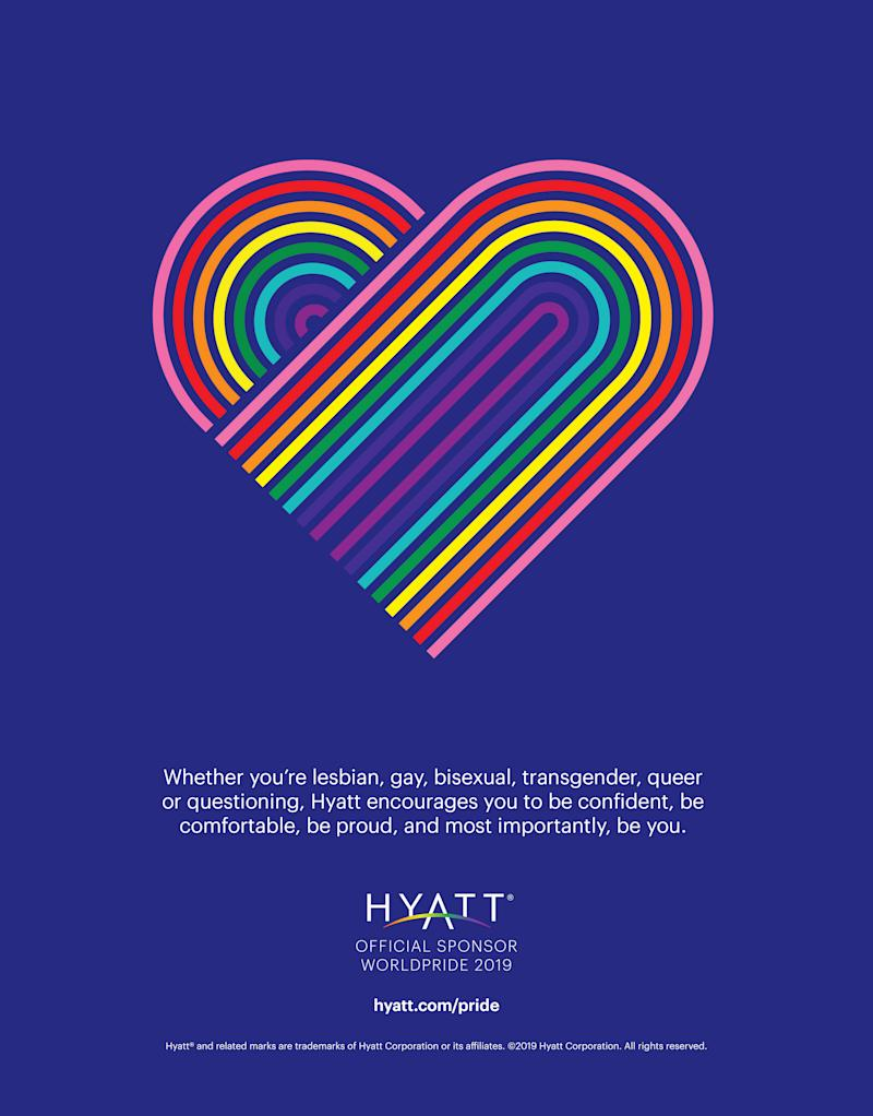 Hyatt Invites LGBT+ Community to Stay You in Honor of Pride Month with Unique Offers, Experiences