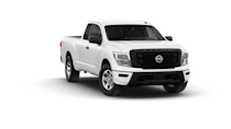 "<p><strong>Configuration:</strong> S trim level, extended cab, 4x2</p><p>Although the <a href=""https://www.caranddriver.com/nissan/titan"" rel=""nofollow noopener"" target=""_blank"" data-ylk=""slk:Nissan Titan"" class=""link rapid-noclick-resp"">Nissan Titan</a> is technically a direct competitor for the domestic full-size trucks, its lineup looks quite different—even more so lately as Nissan has eliminated many variants such as the regular-cab and XD models powered by a Cummins diesel engine. The 2021 Titan is now available only in extended-cab and crew-cab forms, and only with a 5.6-liter gasoline V-8 engine. The base model is decently equipped, unlike the basic work-truck versions of Ford, Chevy, and Ram trucks, and thus costs quite a bit more.<strong><br></strong></p>"
