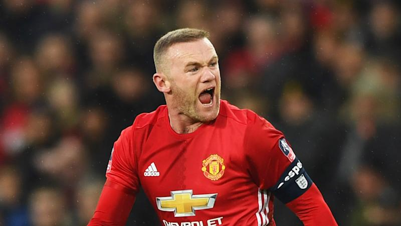 Manchester United, Rooney absent contre Anderlecht