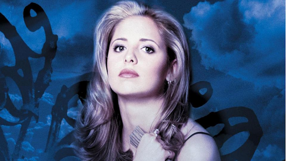 <p> <strong>Number of episodes:</strong>&#xA0;144 </p> <p> Created by Joss Whedon, Buffy<em>&#xA0;</em>is about a high schooler, Buffy Summers (Sarah Michelle Gellar), who also happens to be a vampire slayer tasked with protecting the world from evil. It&#x2019;s a classic tale of conflicting identities, overwhelming responsibilities, and the ever-relevant struggles of a girl who wants to focus on school and boyfriends while saving the world. </p> <p> While it&#x2019;s been over 20 years since it first aired, Buffy<em>&#xA0;</em>is still as funny and as watchable as ever. It&#x2019;s a joy to revisit, which, over 144 mostly perfect episodes (not you, season four) will make you glad that the safest way you can save the world is by just... staying put. </p>