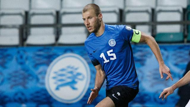 <p><strong>Alternative option: Kaspars Gorkss (Latvia)</strong></p> <br><p>The giant Estonian has already amassed 116 caps for the national time and he is showing no signs of slowing. Klavan skippers his home country and is flourishing at club level, having moved to Liverpool last summer, following successful spells in both the Netherlands and Germany. He is an easy choice to marshal this Soviet defence. </p>
