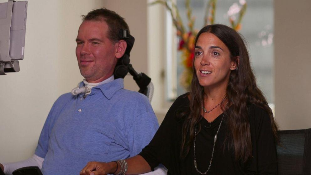 Former NFL Player Steve Gleason, Wife Open Up on His ALS Battle as First-Time Parents, Emotional 'Gleason' Doc (ABC News)