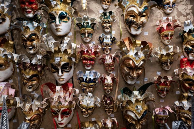 Pre-pandemic, the carnival brought some 70 million euros to Venice's coffers