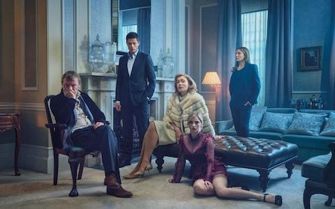 <span>The global crime thriller McMafia, which is taken from the book researched and written by Misha Glenny</span>
