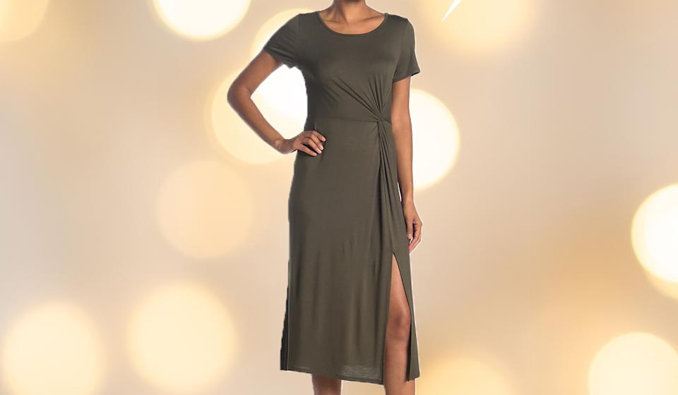 The perfect throw on and go dress. (Photo: Nordstrom Rack)