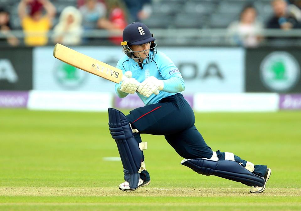 Tammy Beaumont is set to play in The Hundred after concluding her England duties (Nigel French/PA) (PA Wire)