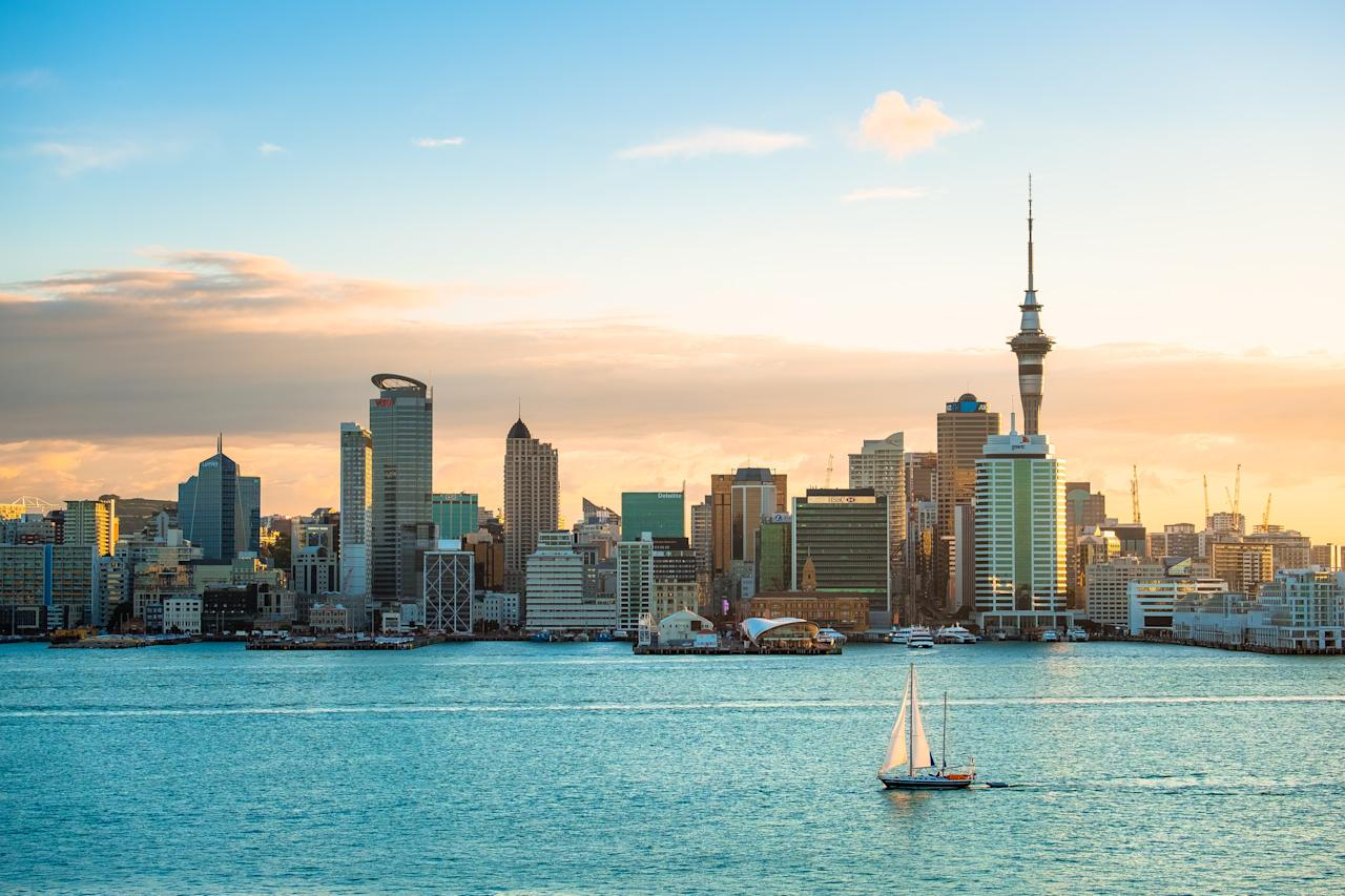 "While Kiwis have long had a reputation as some of the kindest, most hospitable people on the planet, it might surprise you to know that some 40 percent of the population of <a href=""https://www.cntraveler.com/story/new-zealand-road-trip-auckland-to-wellington?mbid=synd_yahoo_rss"" target=""_blank"">Auckland</a>, the eighth friendliest city on our list, was born overseas—perhaps it's the city's openness to multiculturalism that lends a sense of affability among its residents. Though many international visitors to New Zealand rush to the capital city, Wellington, or the dramatic landscapes of the South Island, you'd be remiss to skip a stay in Auckland. Beyond having beautiful places to hike, sail, and surf within easy reach, the city has a diverse culinary scene to match its worldly population."