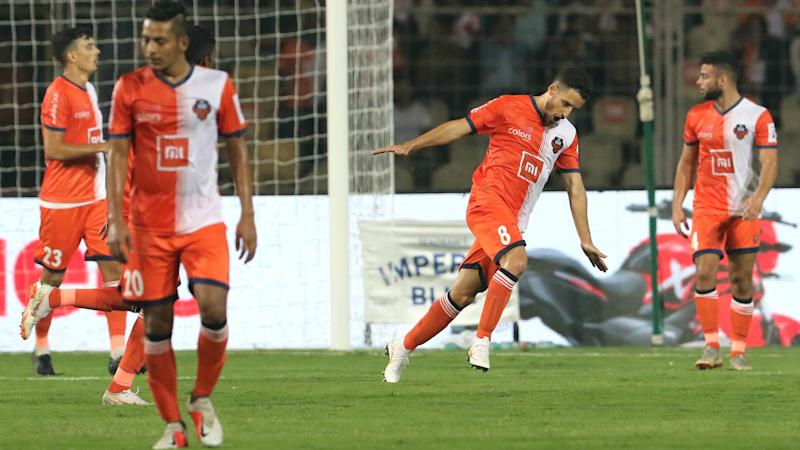 Delhi Dynamos will be chasing their first win of the season against FC Goa who will be boosted by the return of Ferran Corominas from suspension...