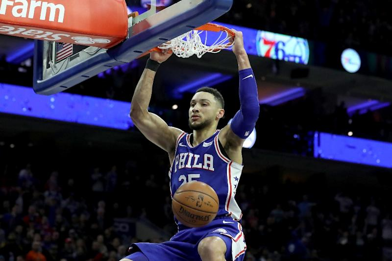 Sixers overcome late push for first win against Spurs since 2011