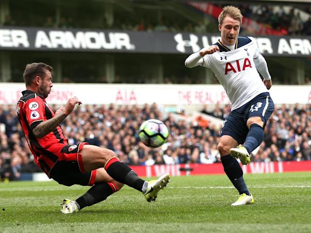 Spurs battered Bournemouth last week in another stunning performance (Tottenham Hotspur FC via Getty)