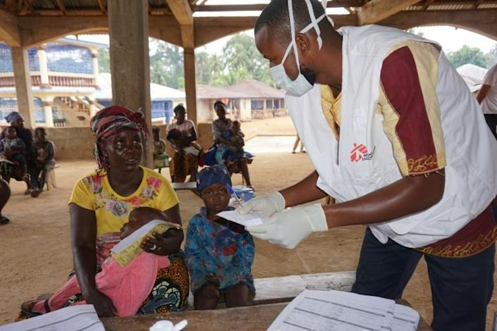The dangers of avoiding healthcare are especially acute for children during the ongoing rainy season -- when malaria cases spike