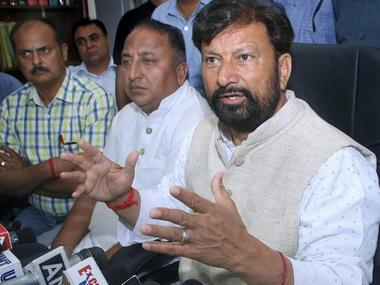 Nothing wrong with threatening Kashmiri journalists who glorify militants, says BJP leader Lal Singh Chaudhary