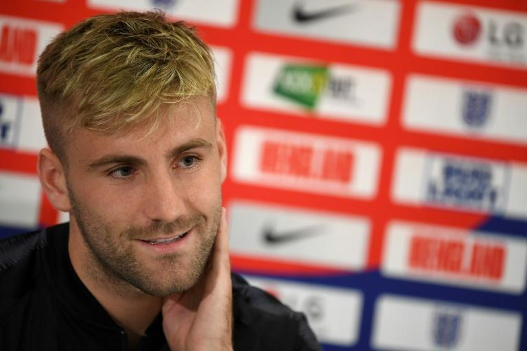 Manchester United defender Luke Shaw is back in the England squad