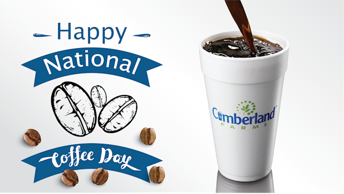 National Coffee Day (Cumberland Farms)